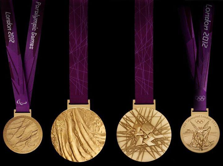 Londres 2012 - Les médailles olympiques London10