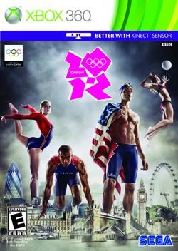 Jeux Vidéo Officiel - Jeux Olympiques de Londres 2012 par Sega London12