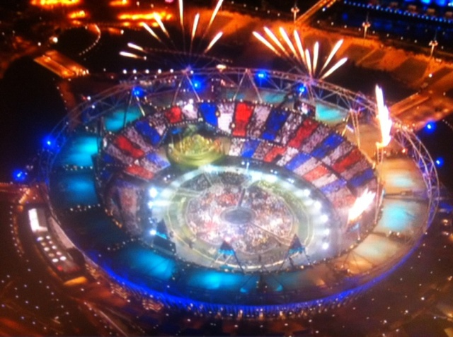 Londres 2012 - Jeux Olympiques - J2 London16