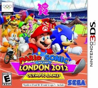Jeux Vidéo Officiel - Jeux Olympiques de Londres 2012 par Sega Mario_10