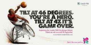 Londres 2012 - Billetterie des Jeux Paralympiques Master10