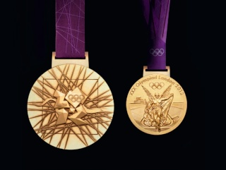 Londres 2012 - Le Programme Culturel ... Medals10