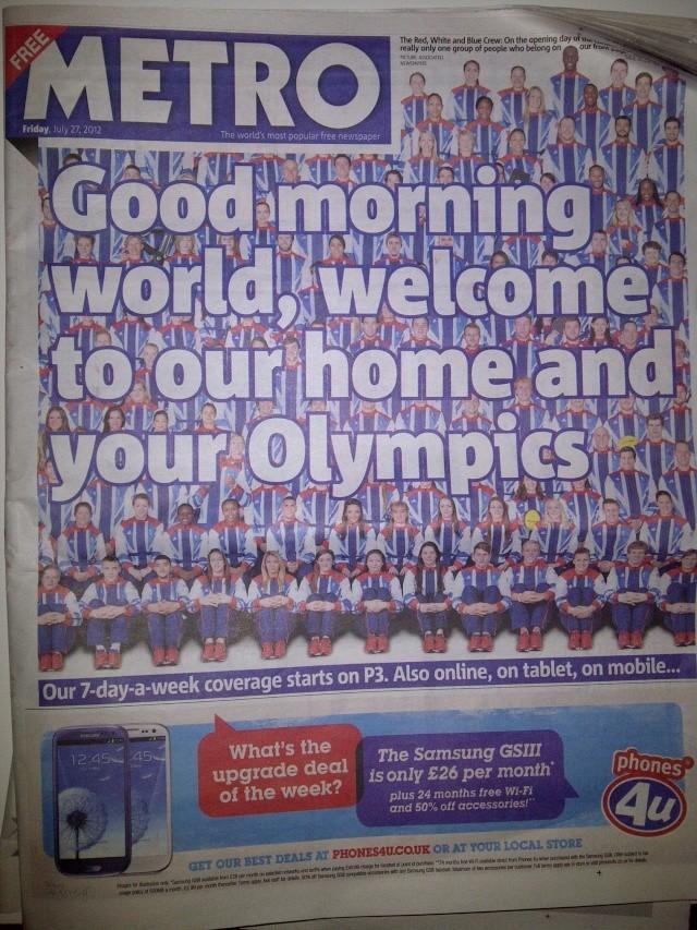 Londres 2012 - Blog Olympique... - Page 2 Metrod10