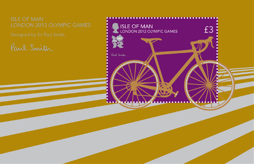 London 2012 Stamps - Isle of Man - 8 stamps Philat10
