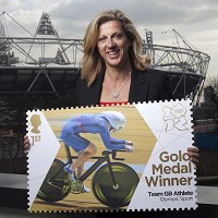 London 2012 Stamps - Gold Medal UK Athletes Commemorative Stamps Sally_10
