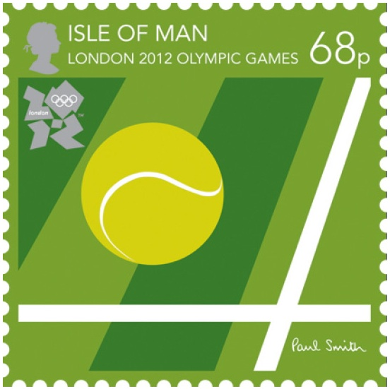 London 2012 Stamps - Isle of Man - 8 stamps Screen10