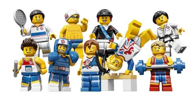 Londres 2012 - Les LEGOs olympiques... Set10