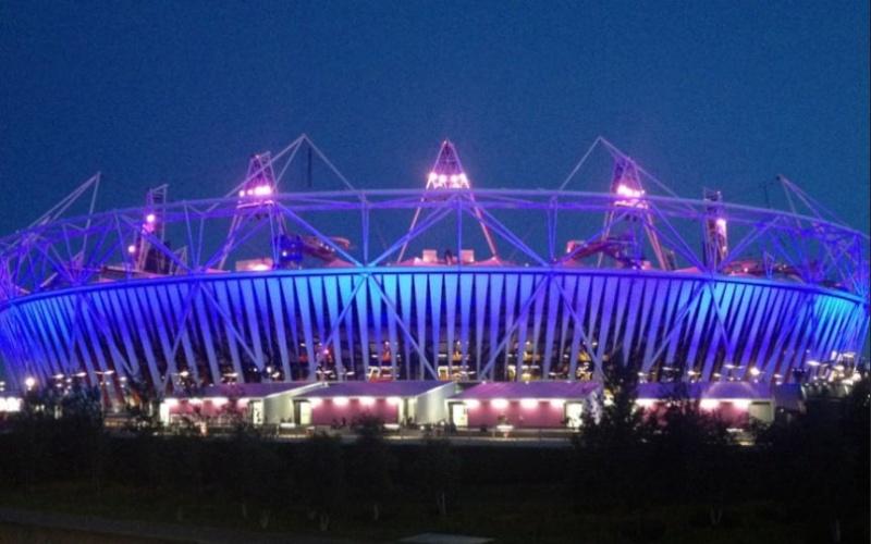 Londres 2012 - Jeux Olympiques - J-2 Stade10