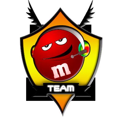 La team M&M's 2.0 :p Logo-t11