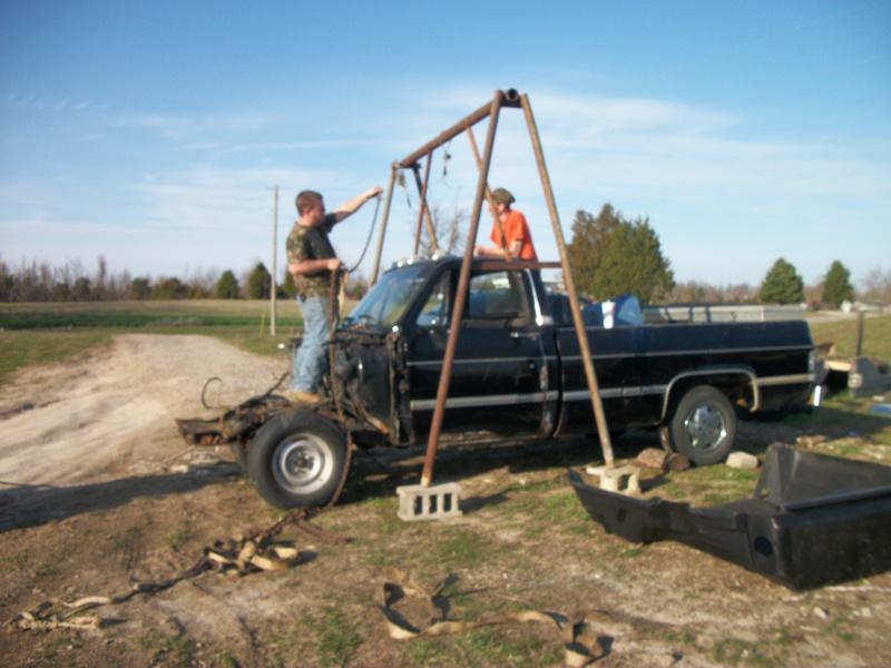 My Trazer build! 100_0810