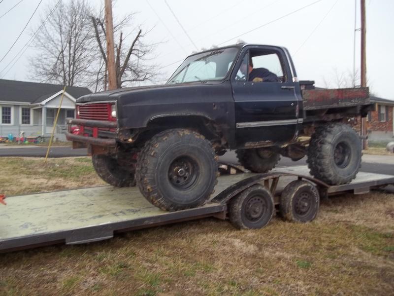 My Trazer build! 100_2410