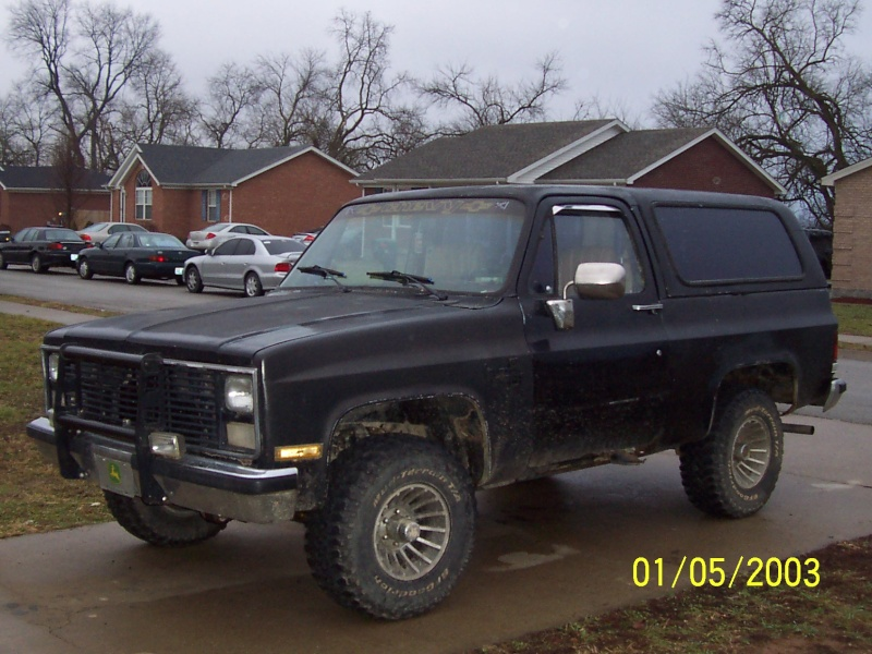 My Trazer build! 20082010