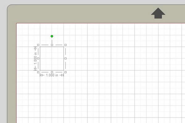 Ma videoN°10 : Positionnement de la découpe sur le tapis Test_c10
