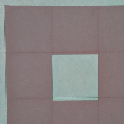 Ma videoN°10 : Positionnement de la découpe sur le tapis Test_c11