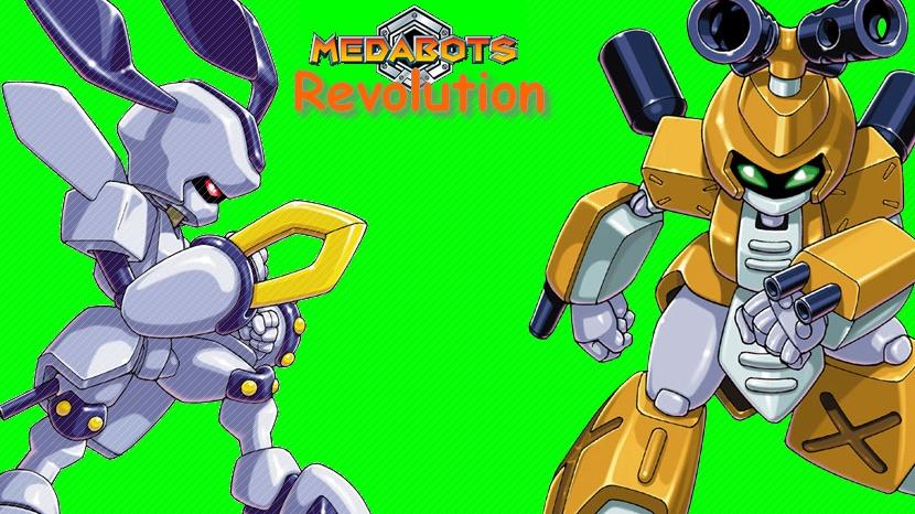 Medabots Revolution