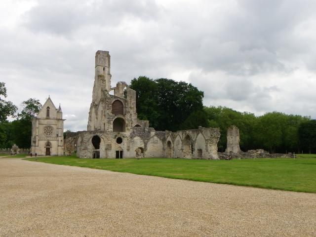 (60) Roseraie de l'Abbaye Royale de Chaalis Imgp2819