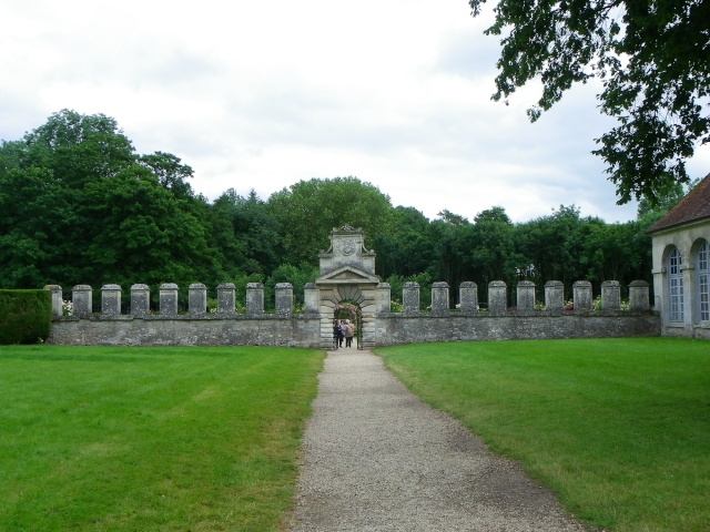 (60) Roseraie de l'Abbaye Royale de Chaalis Imgp2820