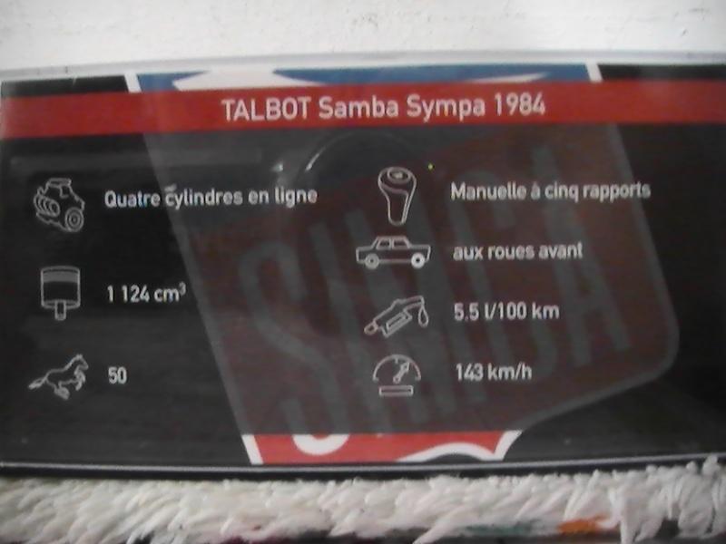 Réplique de ma Talbot Samba Sympa 1/43 4_talb10