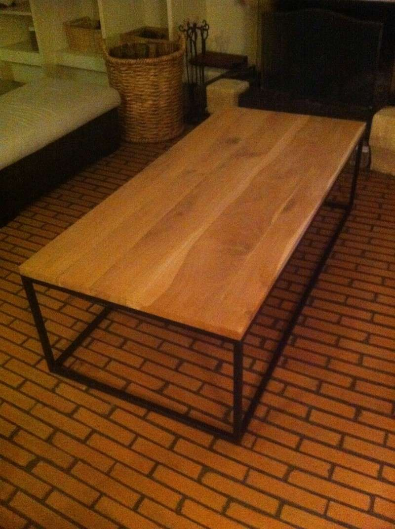 Table, porte en bois Img_0312