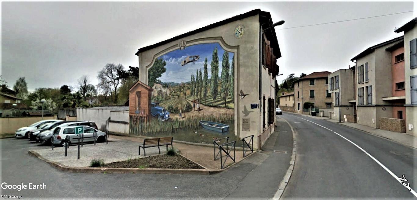 STREET VIEW : les fresques murales en France - Page 24 _albig10