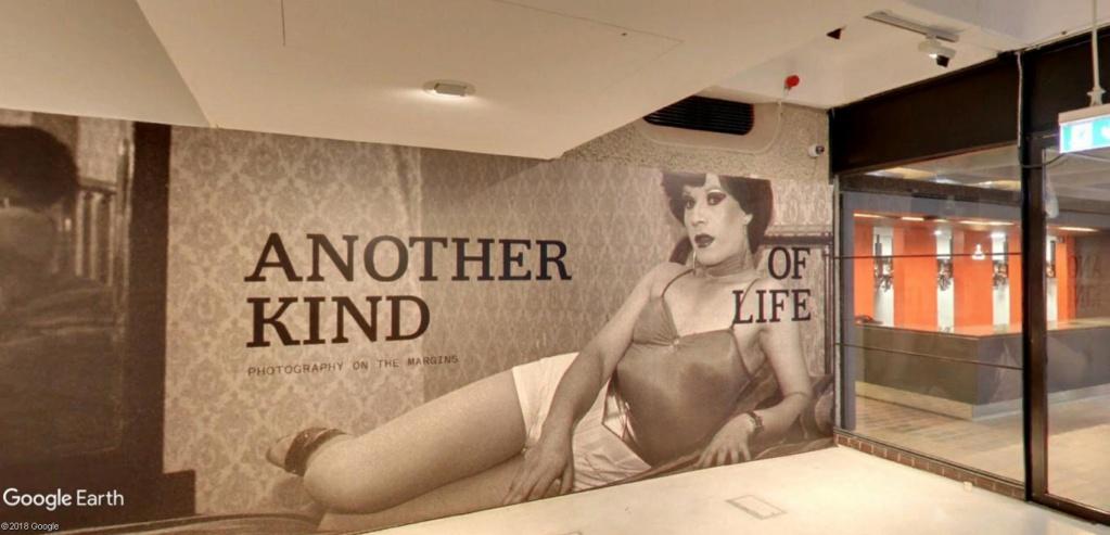 Exposition photographique au centre Barbican à Londres !! Barbic11