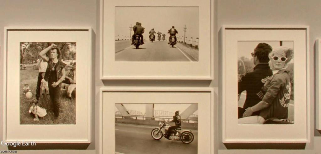 Exposition photographique au centre Barbican à Londres !! Barbic12