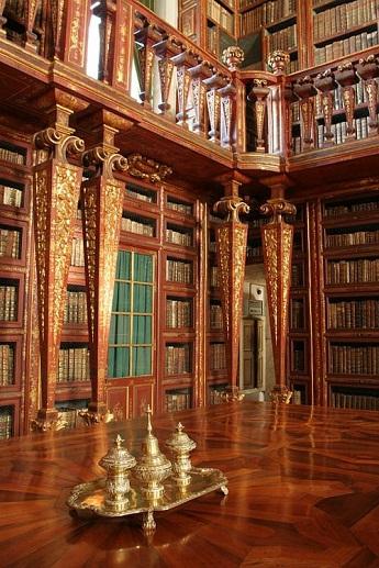 Les Grandes Bibliothèques du Monde Biblio21