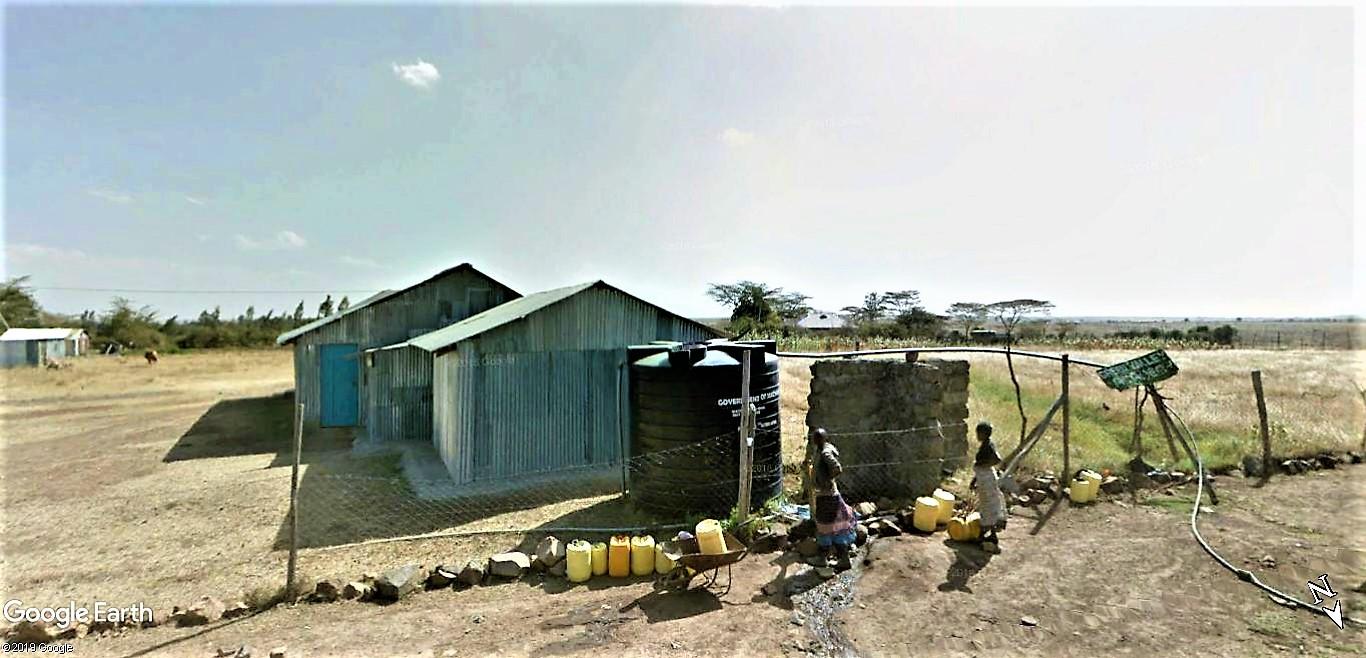 L'eau à Mlolongo au sud de Nairobi au Kenya !! !! Cherch11