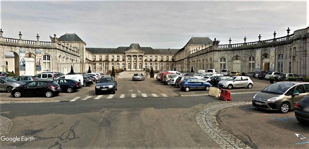 """Le château Stanislas Leszczyński & La légende de la """"Madeleine de Commercy"""" en France. Chzete27"""