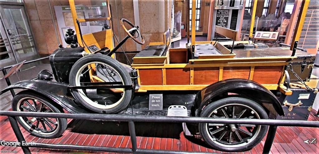 Cincinnati Museum Center à l'Union Terminal de Cincinati dans l'Ohio aux États-Unis. Cincin24