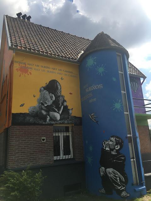 STREET VIEW : les fresques murales en France - Page 27 Coulis10