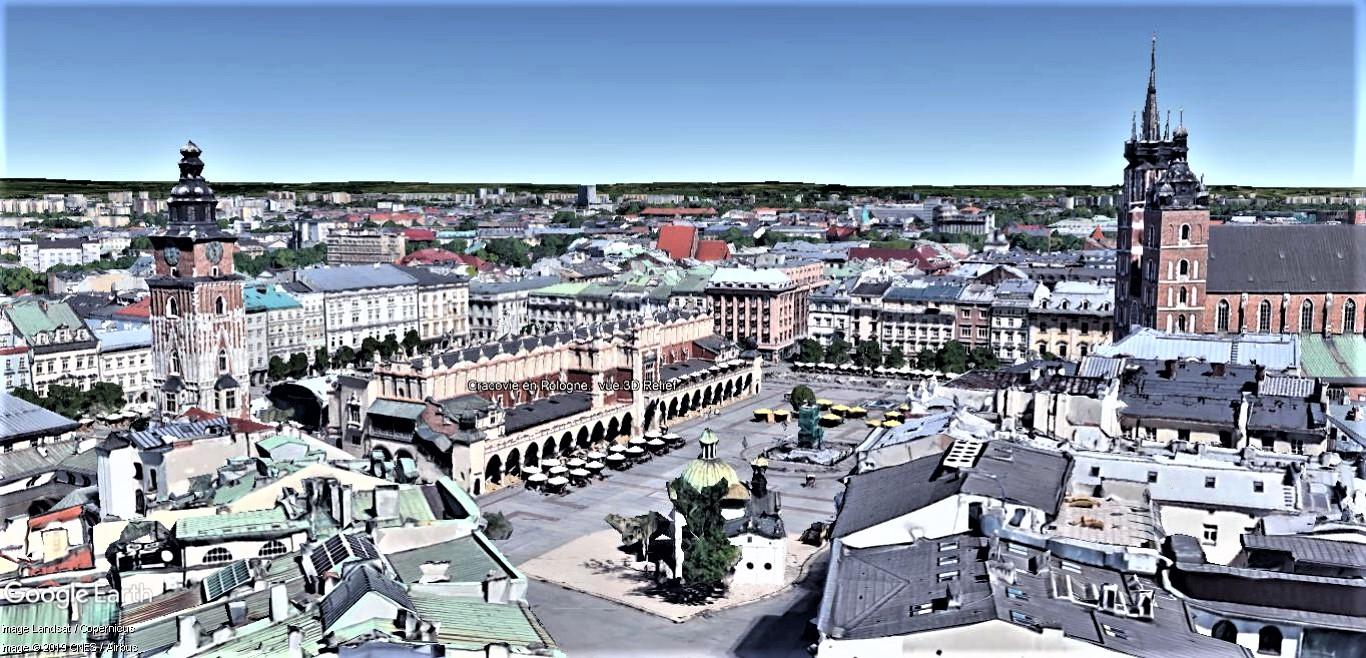 Voulez-vous être réalisateur du volume 3 de la vidéo Google Earth 3D ? Cracov11