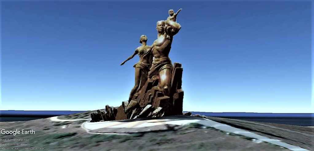 Zinneke - STREET VIEW : les sculptures - Page 4 Dakar_11