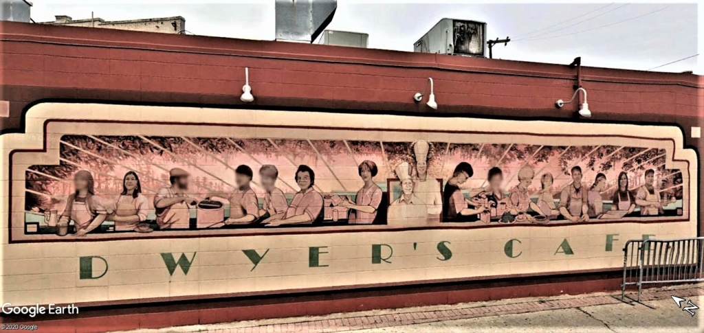 STREET VIEW : les fresques murales - MONDE (hors France) - Page 25 Dwyers10