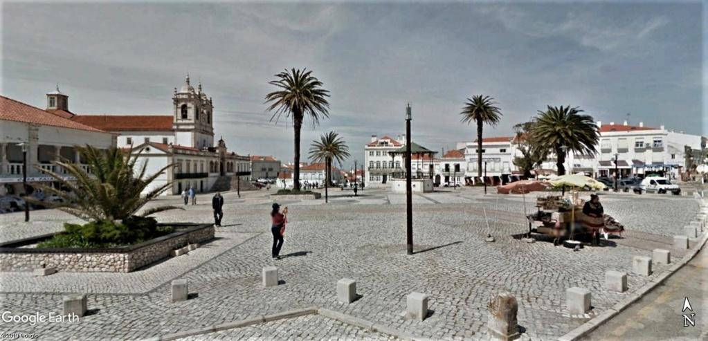 Nazaré au Portugal !! Enseig12