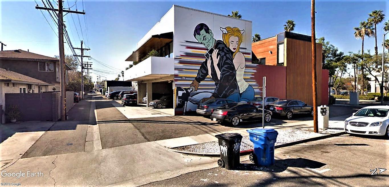 STREET VIEW : les fresques murales - MONDE (hors France) - Page 24 Fresqu11