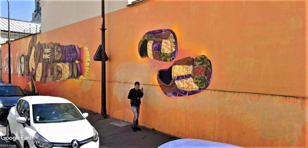 STREET VIEW : les fresques murales en France - Page 25 Fresqu15