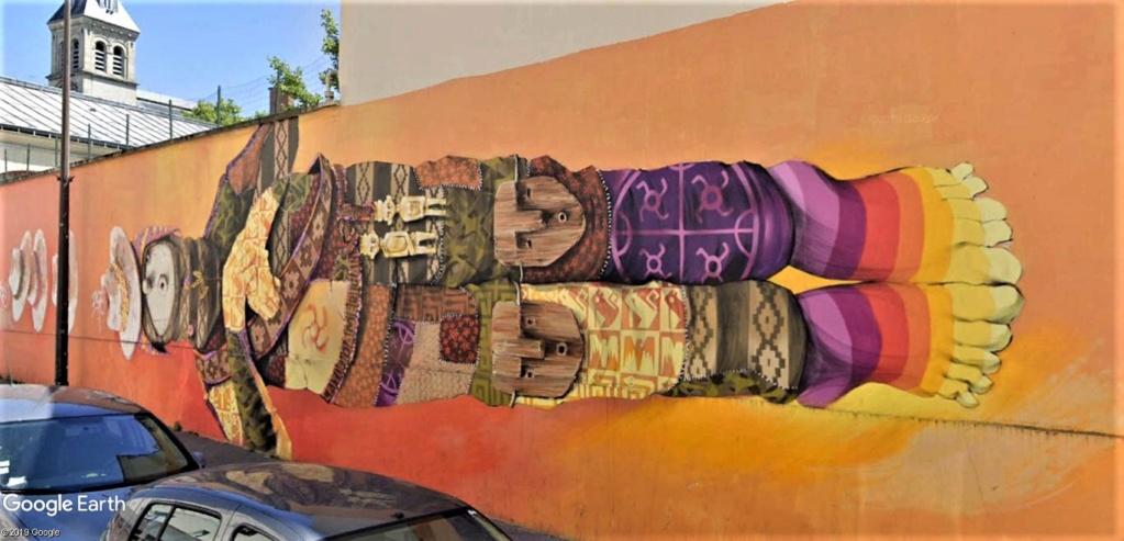 STREET VIEW : les fresques murales en France - Page 25 Fresqu16