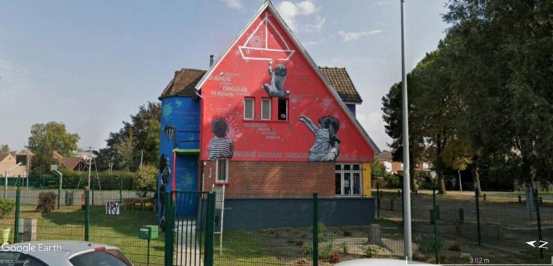 STREET VIEW : les fresques murales en France - Page 27 Fresqu18