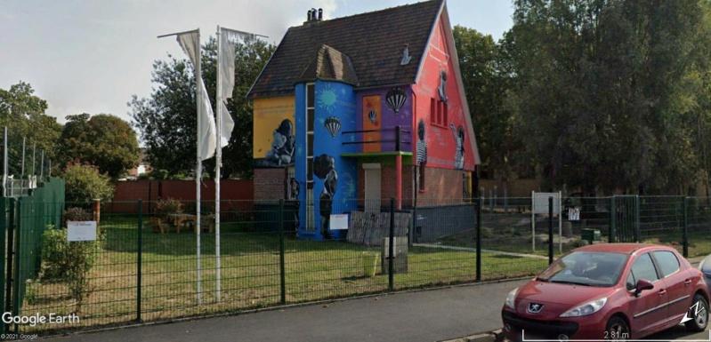 STREET VIEW : les fresques murales en France - Page 27 Fresqu19
