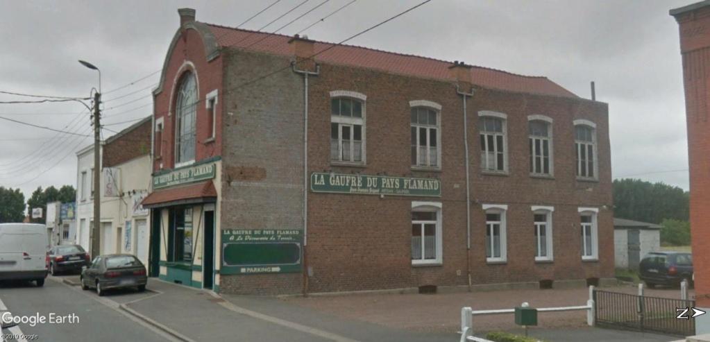 Le Petit Musée de la gaufre à  Houplines en France. Houpli10
