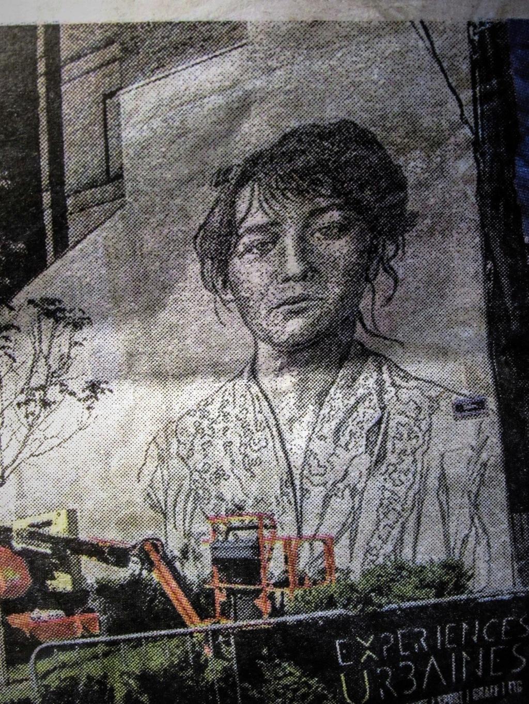 """Festival des cultures urbaines, hommage à """"Camille Claudel""""  Roubaix, France.! Img_3010"""