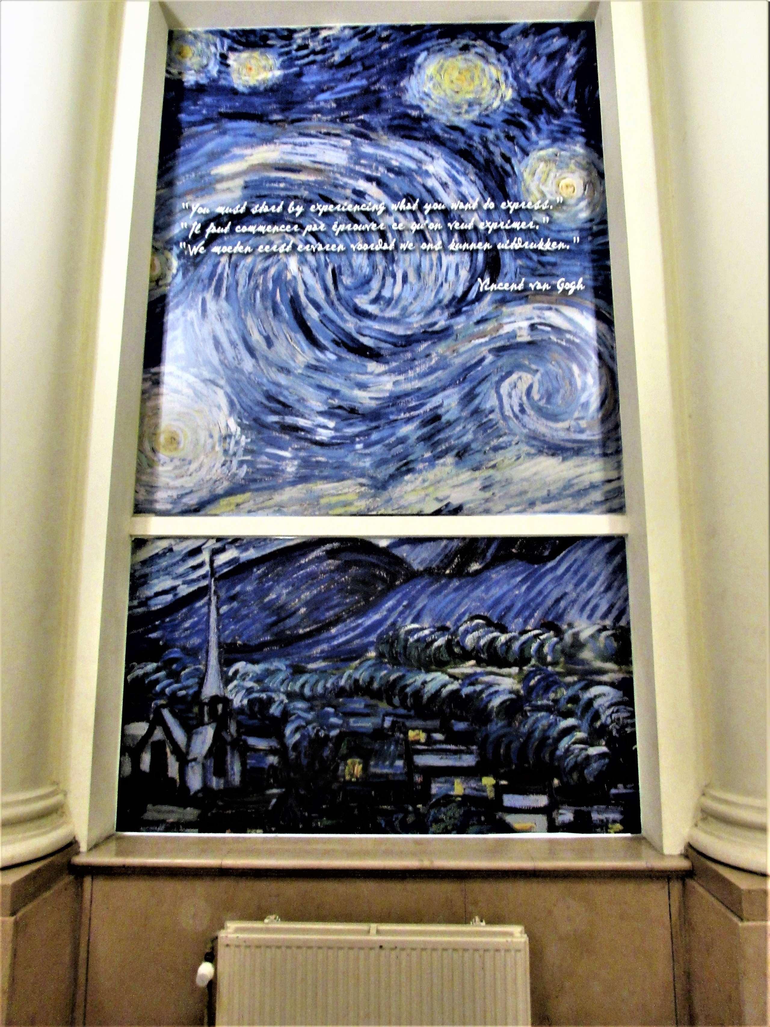 """""""Van Gogh en immersion"""" - Exposition temporaire à la Bourse de Bruxelles en Belgique !!  Img_3521"""
