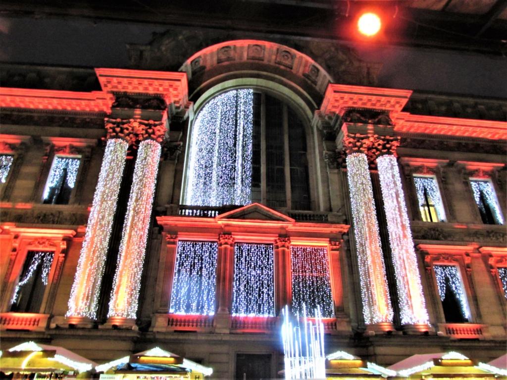 Le marché de Noël à Bruxelles en Belgique. Img_3618