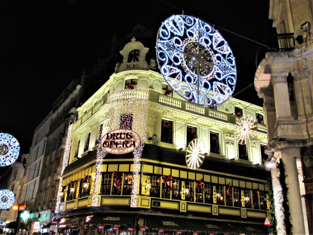 Le marché de Noël à Bruxelles en Belgique. Img_3622