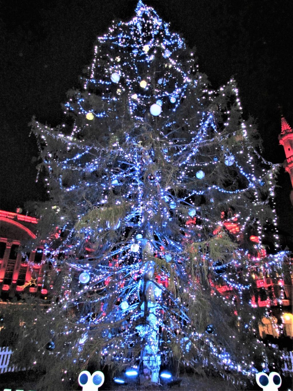 Le marché de Noël à Bruxelles en Belgique. Img_3627