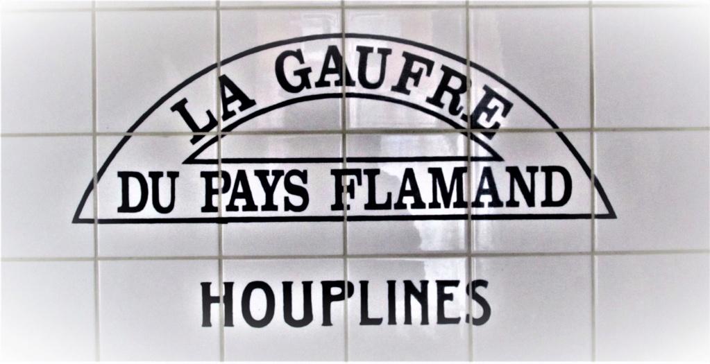 Le Petit Musée de la gaufre à  Houplines en France. Img_4311