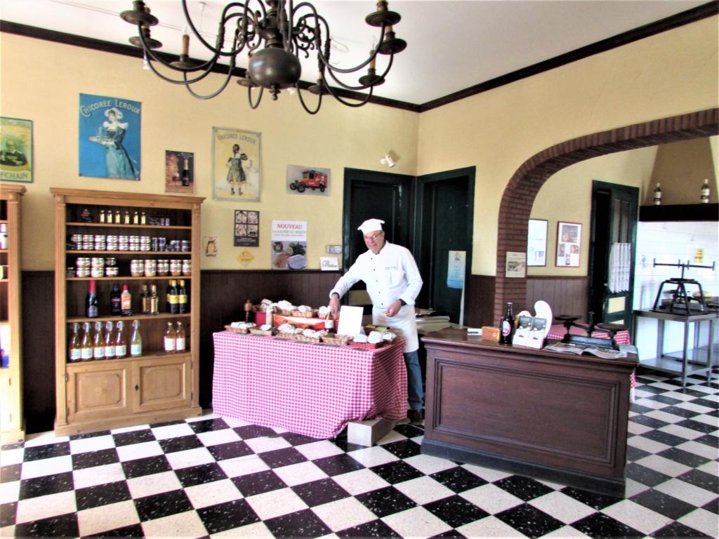 Le Petit Musée de la gaufre à  Houplines en France. Img_4313