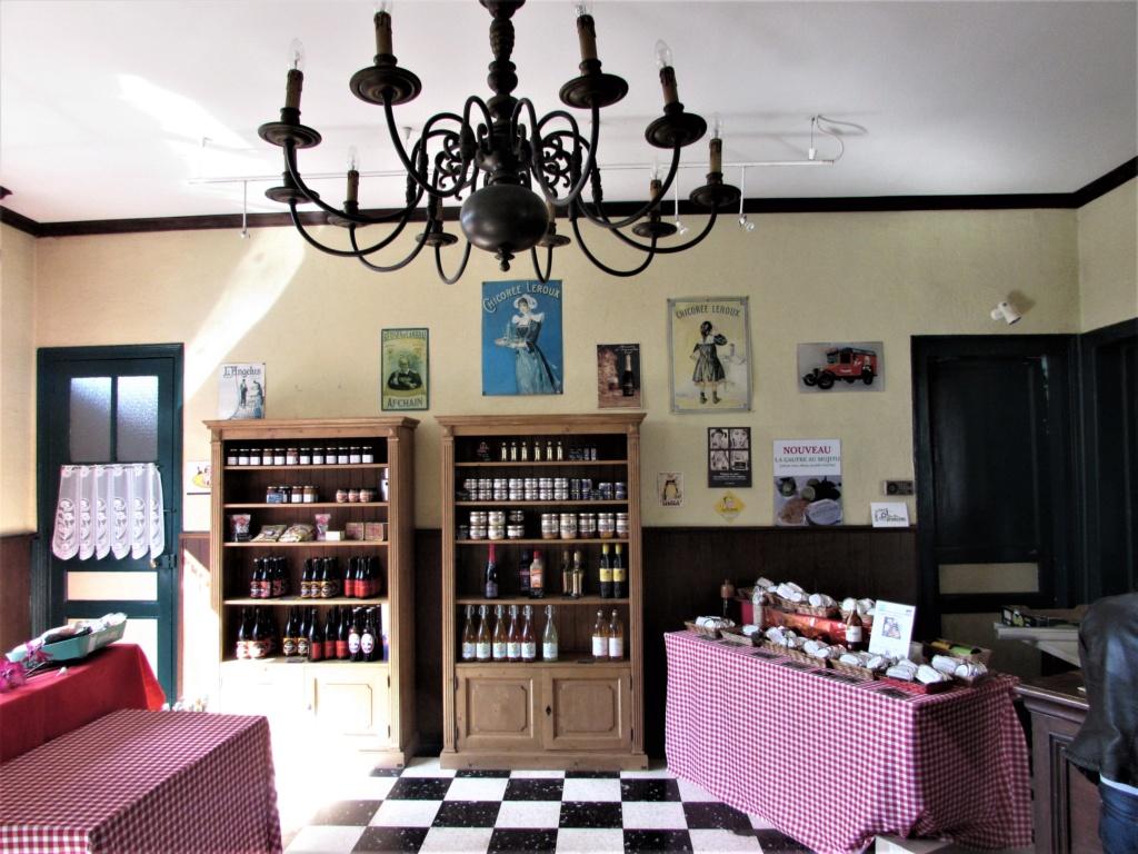 Le Petit Musée de la gaufre à  Houplines en France. Img_4315