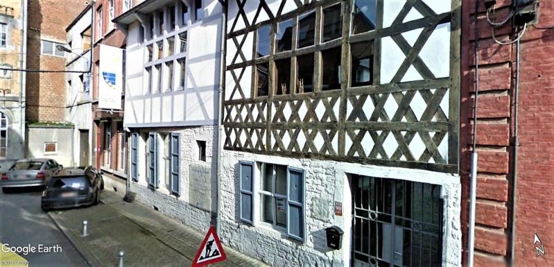 Maison de la Pataphonie à Dinant en Belgique !! Maison10